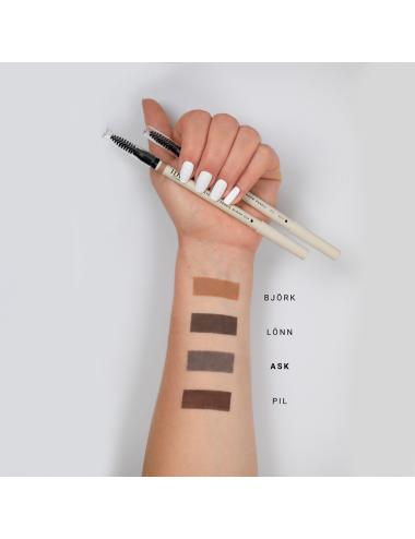 1.7 Šampon za krepitev moči las s črnim poprom in pepermintom, ojača tanke lase in šibko lasišče 250 ml - NOAH