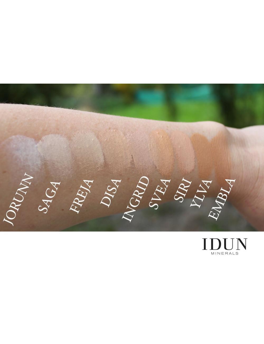 IDUN Minerals glos za ustnice Ronja