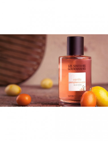 VANILLE DE LA RÉUNION 100 ml - LES SENTEURS GOURMANDES