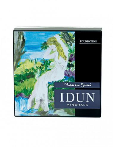 Maska za obraz z zeleno glino 25g AKAMUTI